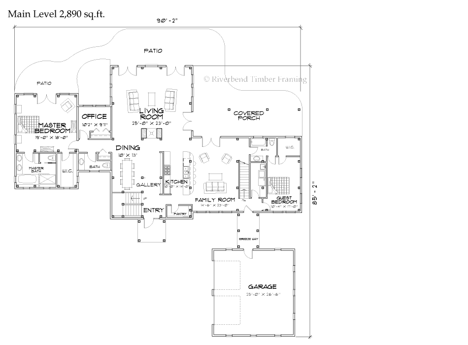 Lancaster Living Room