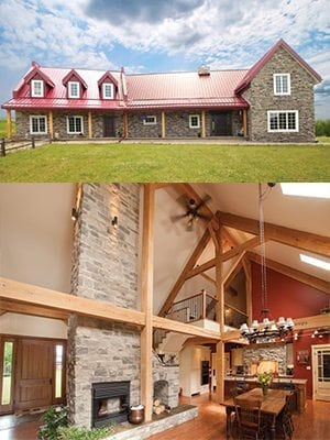 Calgary Barn Residence