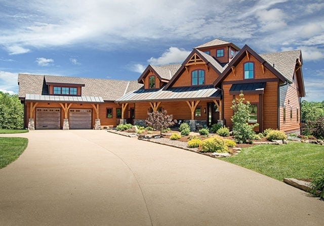 Craftsman Home Styles -