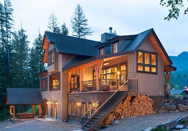 Mountain Home Styles -