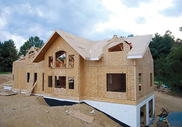 Structural Shell Building System - Structural Riverbend Timber Framing