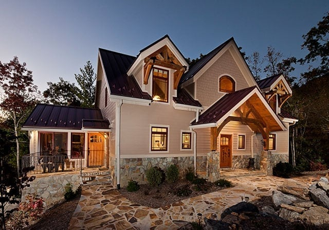 Traditional Home Styles -