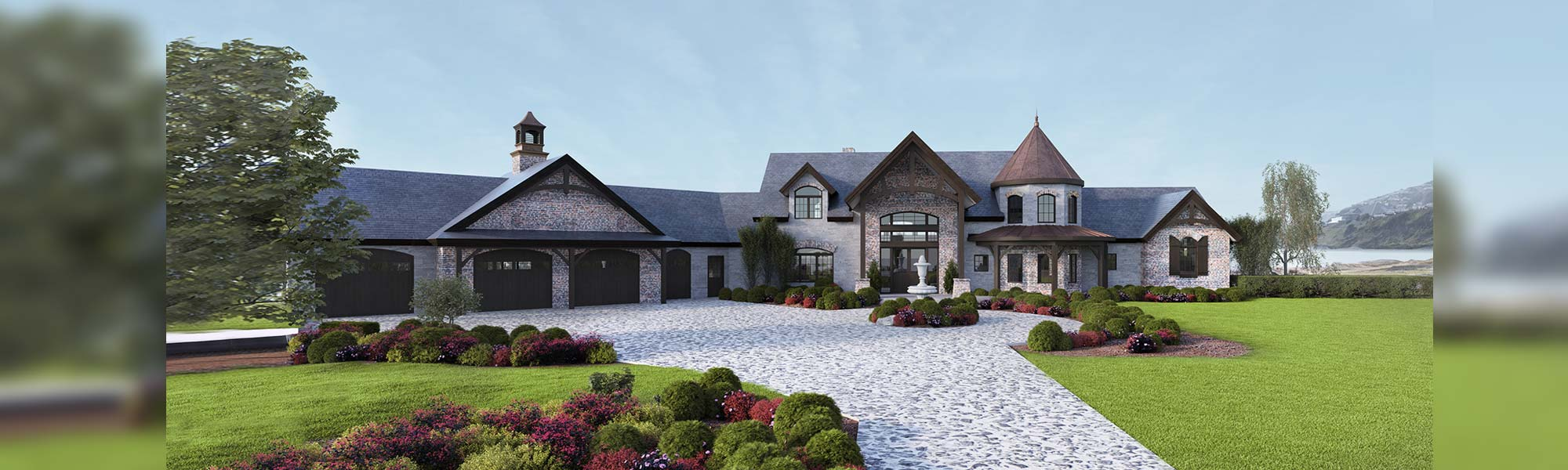 Aberdeen french country design