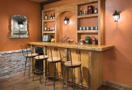 airdrie-bar.jpg - alberta home with pub