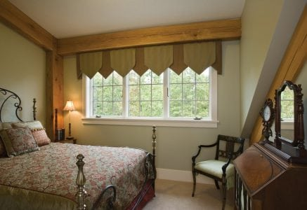 ann-arbor-bedroom.jpg - timber frame guest bedroom
