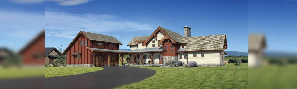 asheville barn home floor plan