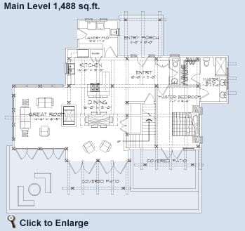 Bridgewaer Floor Plan