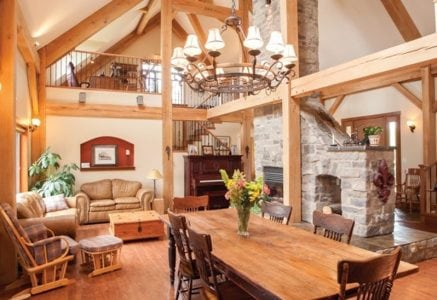 calgary-dine2.jpg - timber frame dining room