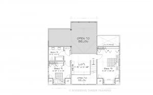 Cattail Lodge - Cattail 2nd Floor