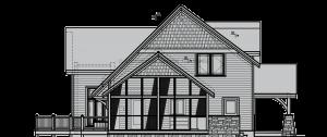Cattail Lodge - cattail-left