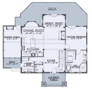 Cattail Lodge -