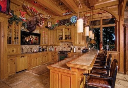dale-hallow-bar-kitchen.jpg - timber frame bar in kentucky