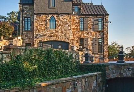 dale-hallow-exterior-garage.jpg - european style timber home