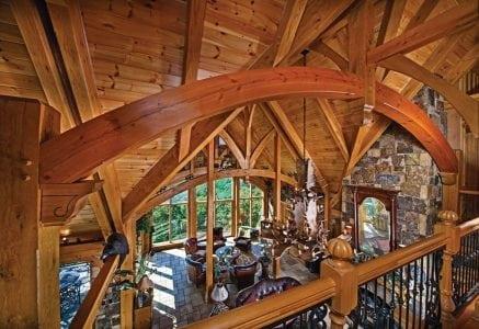 dale-hallow-loft-view.jpg - timber frame loft riverbend