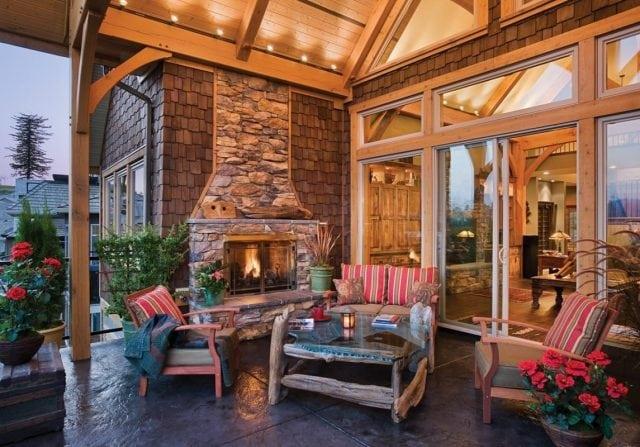 Timber Mountain Retreat -