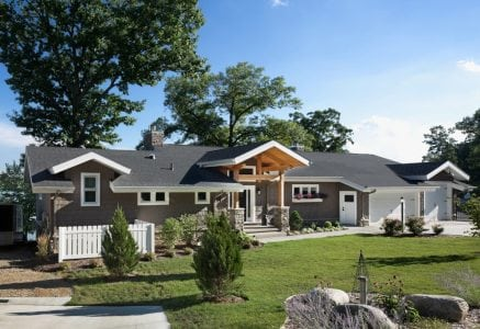 kalamazoo-front-side.jpg - craftsman style timber home