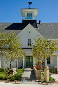 Country Style Timber Frame