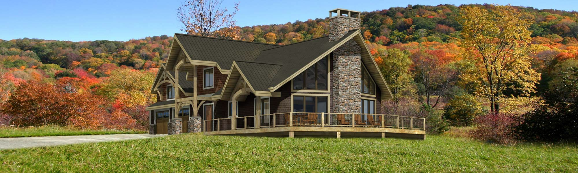 Mayson mountain timber floor plan
