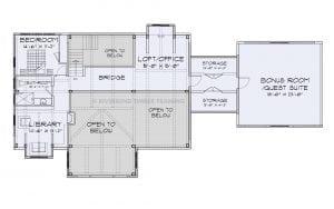 Melody Lane - melody lane second story floor plan