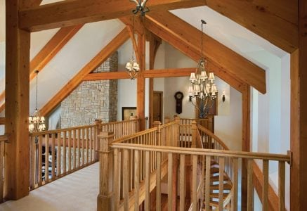 montague-catwalk.jpg - timber frame catwalk