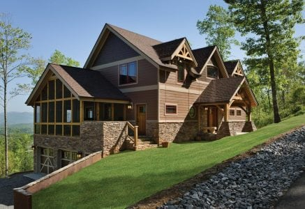 murphy-timber-frame-home.jpg - timber frame home exterior