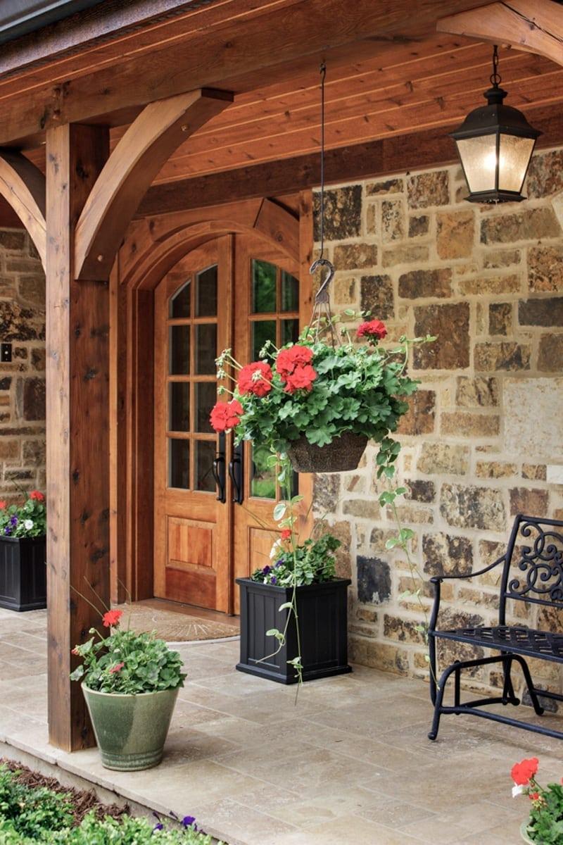 Nashota Residence Wisconsin Timber Home