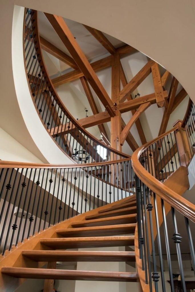 custom staircase alberta