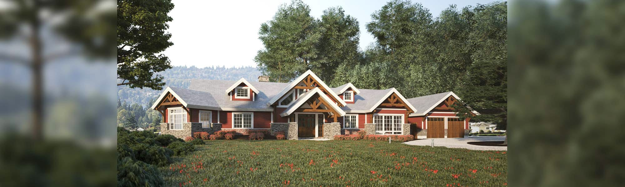 Pheasant Ridge floor plan design