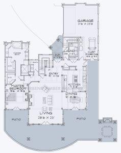 Sonoma Hills - floor plan sonoma hills