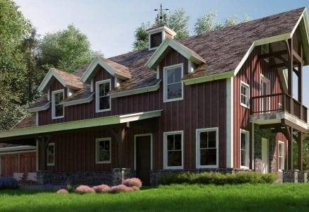Stafford barn style design