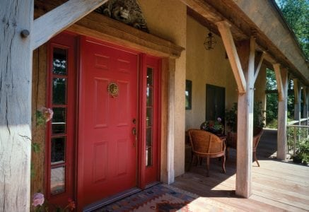 wautoma-timber-frame-entry.jpg - timber frame entry