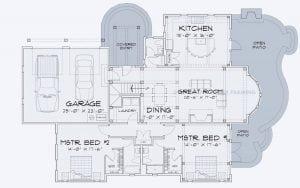 Westmount - Westmount floor plan