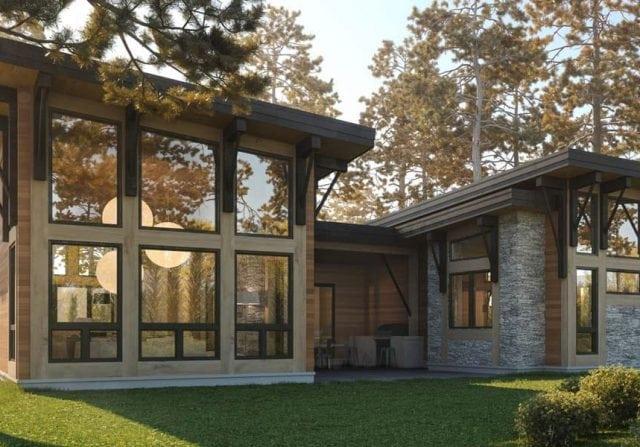 Custom Home Styles -