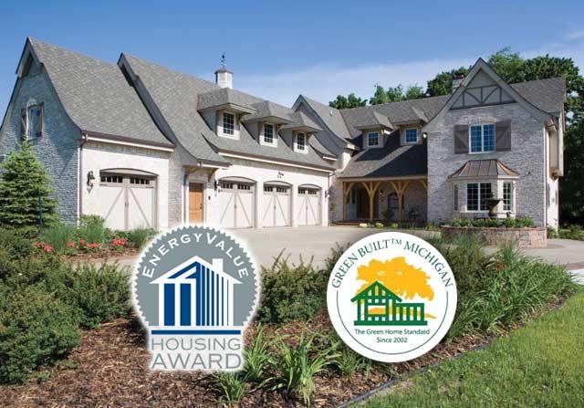 Awards - NAHB energy value housing award winner