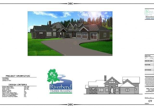 design timber frame home