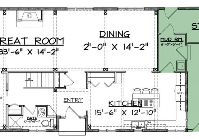 Cotswold floor plan