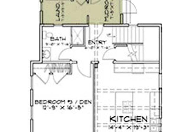Sandhill Floor plan