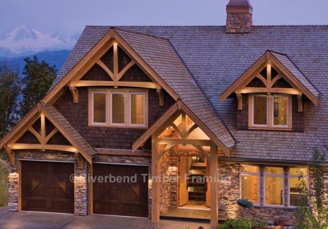 Americas Number 1 Timber Frame Home Builder Riverbend Timber Framing