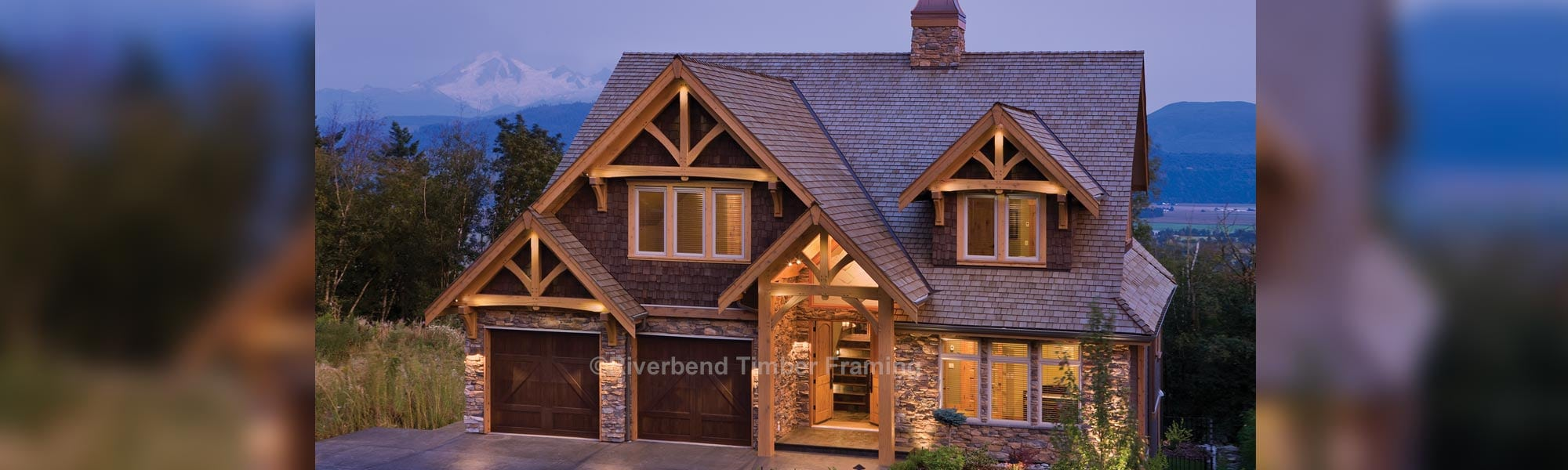 Americas Number 1 Timber Frame Home Builder Riverbend Timber Framing