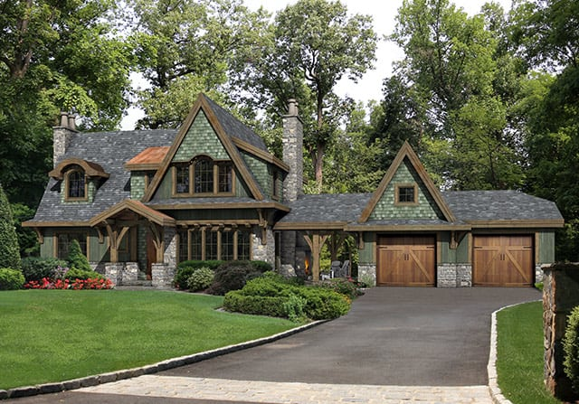 Foxwood timber frame concept