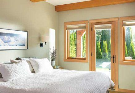 Revelstoke Master - Revelstoke master bedroom