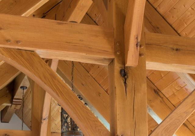timber framing joinery