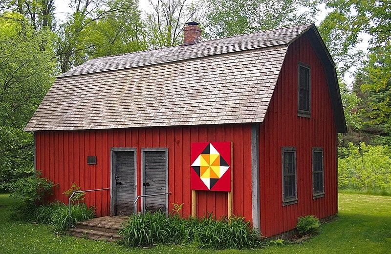 johannes erickson house timber frame barn home