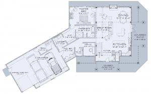 Glen Arbor - glen arbor main floor plan