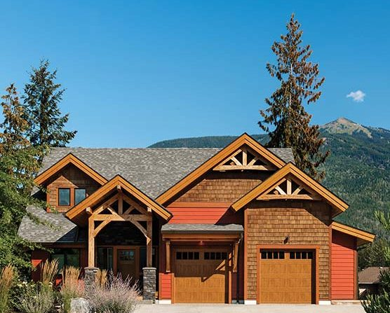 Canadian Timber Frame Homes