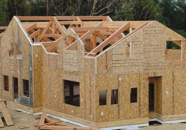 Hybrid homes of Timber and SIP help smooth build processes