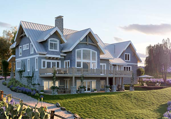 Traditional Timber Frame Homes - Traditional timber frame floor plans