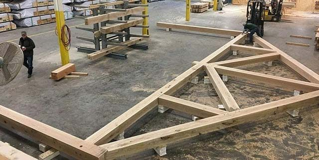 Timber Frame Fitting