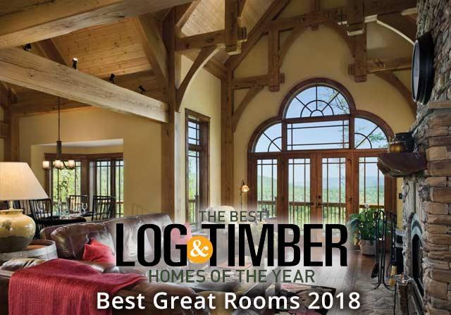 Awards - Best Great Room Award