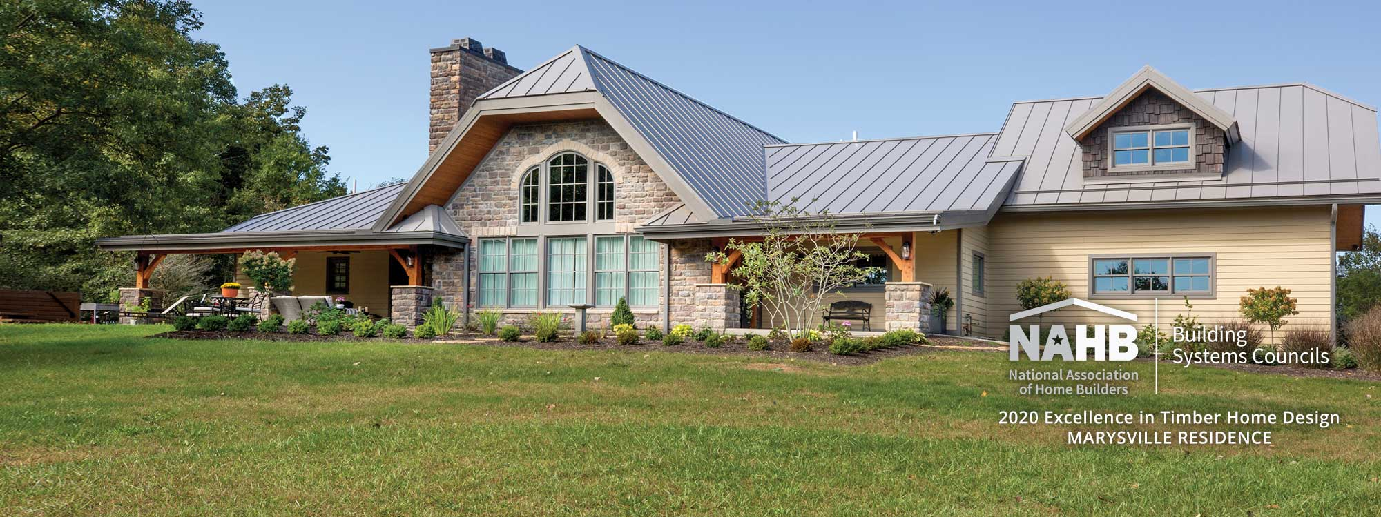 Timber Frame Homes | Riverbend Custom Timber Homes